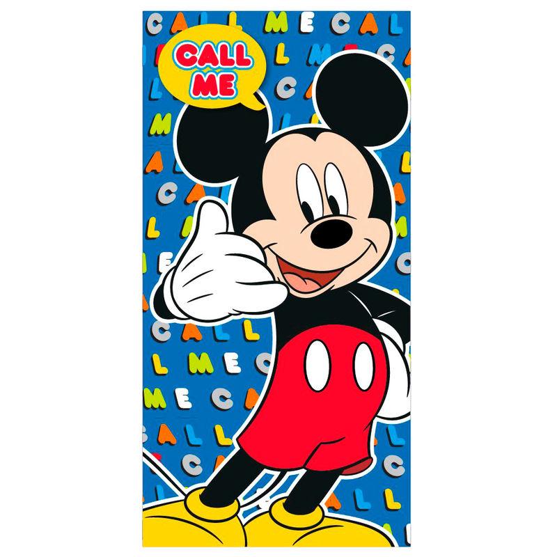 Disney Mickey microfiber beach towel