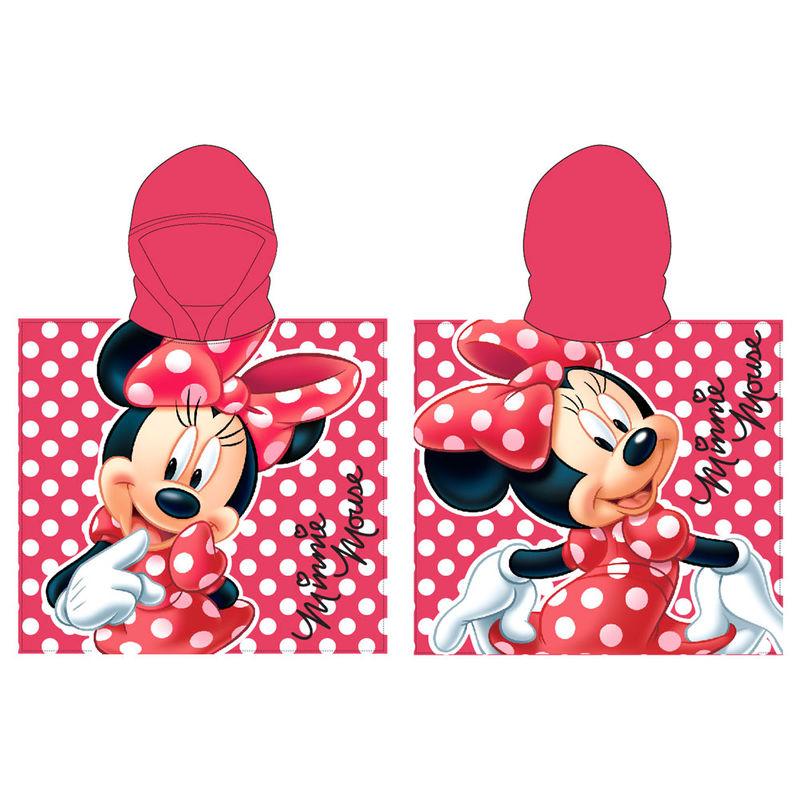 Disney Minnie poncho towel