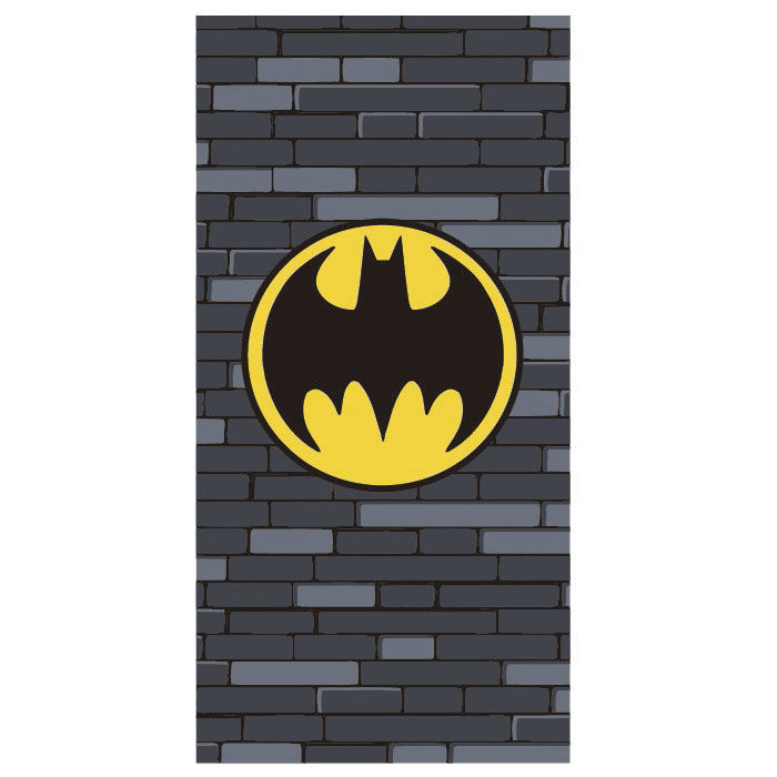 DC Comics Batman microfiber beach towel
