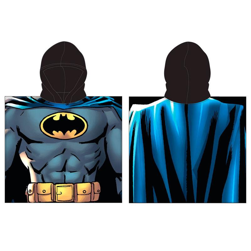 DC Comics Batman poncho towel