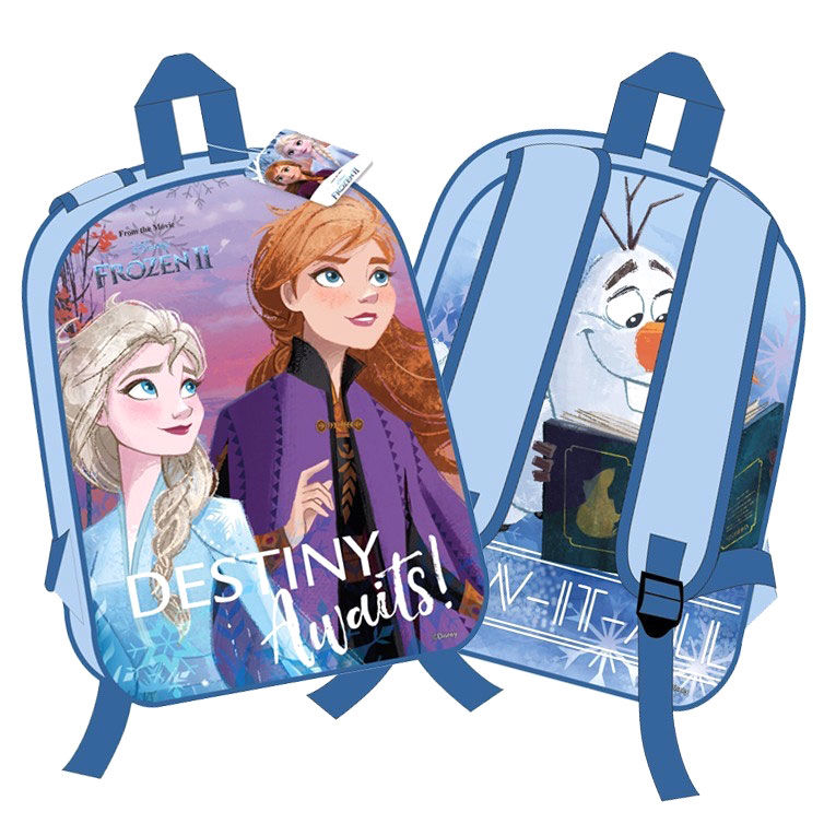 Disney Frozen 2 reversible backpack