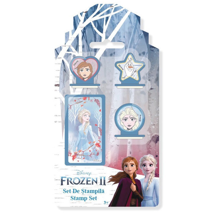 Disney Frozen 2 stamps set