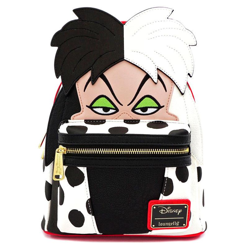 Loungefly Disney 101 Dalmations Cruella backpack