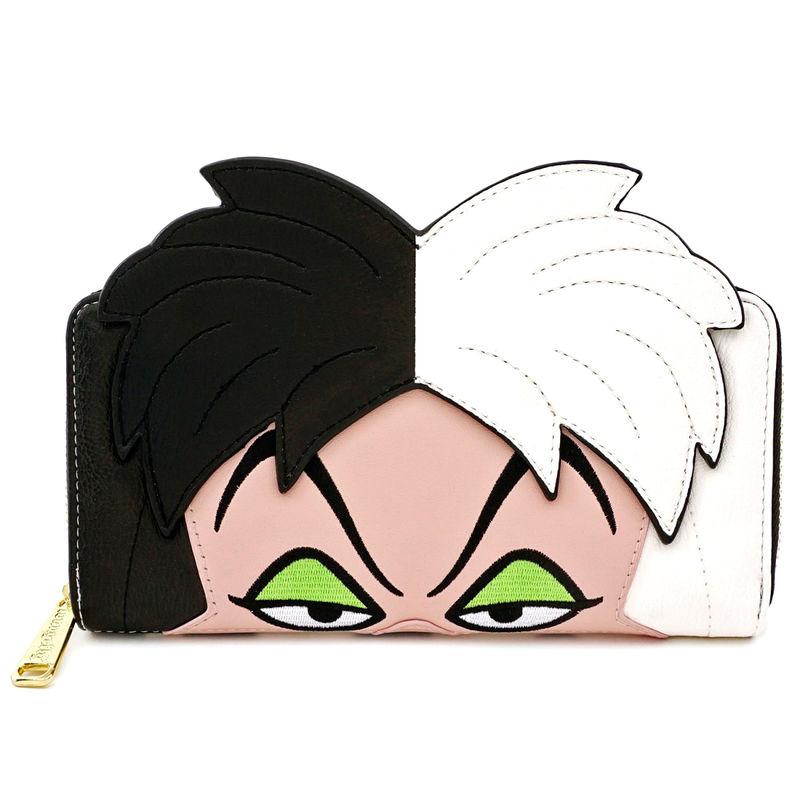 Loungefly Disney 101 Dalmations Cruella wallet