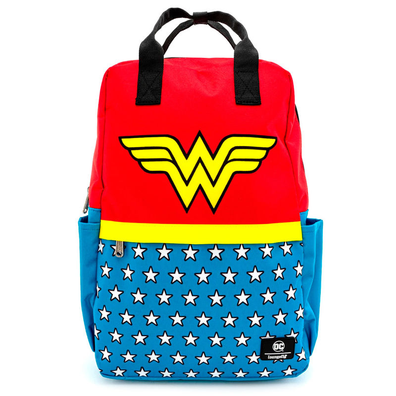 Loungefly DC Comics Wonder Woman backpack 43cm