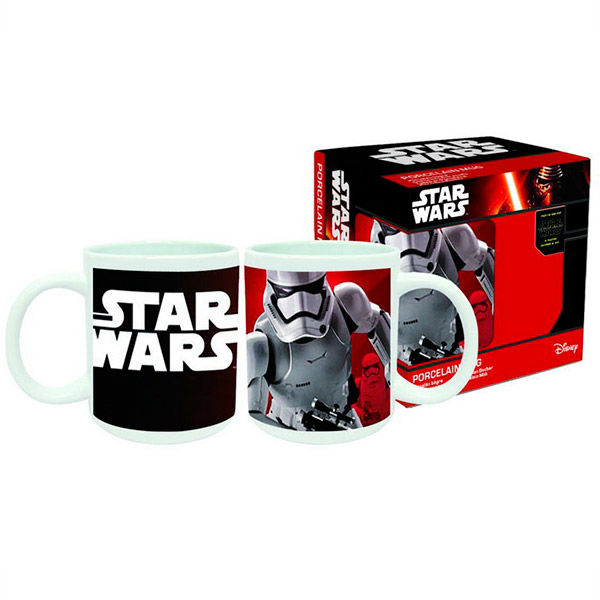Star Wars Stormtrooper porcelain mug