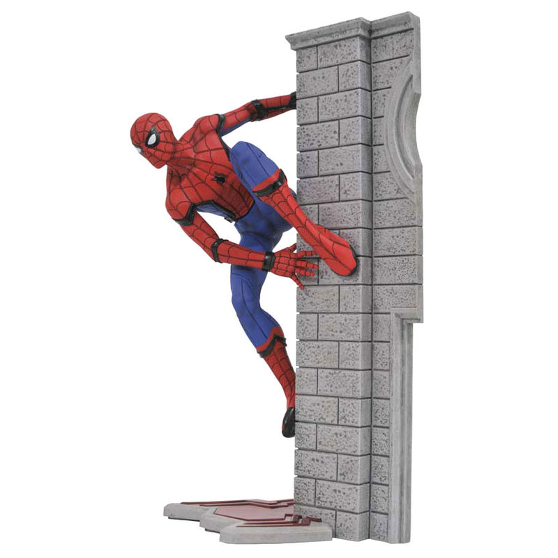 Marvel Spiderman Homecoming Spiderman statue 25cm ...