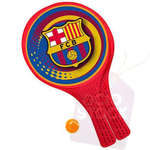 FC Barcelona paddles set