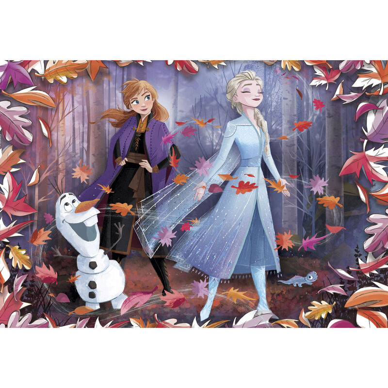 Disney Frozen 2 Brilliant puzzle 104pcs