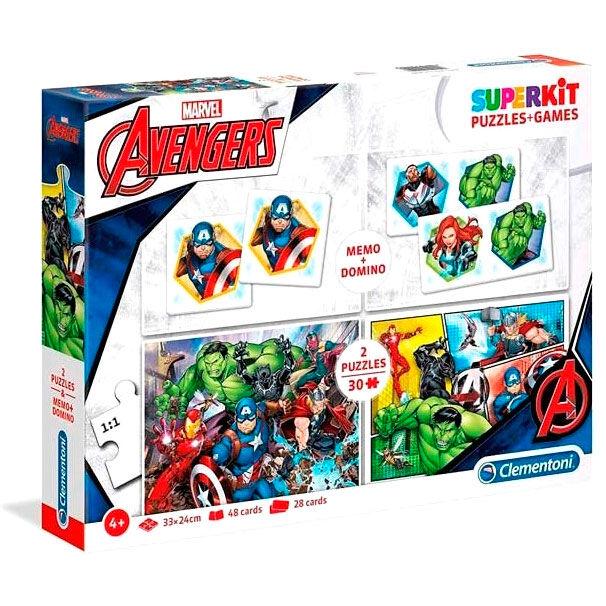 Marvel Avengers SuperKit