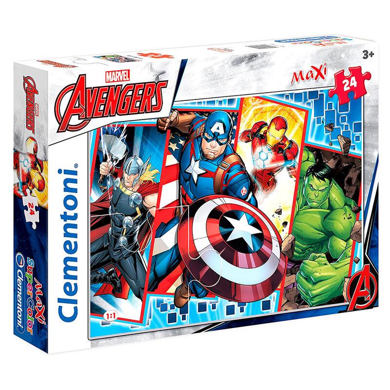 Marvel Avengers Maxi puzzle 24pcs