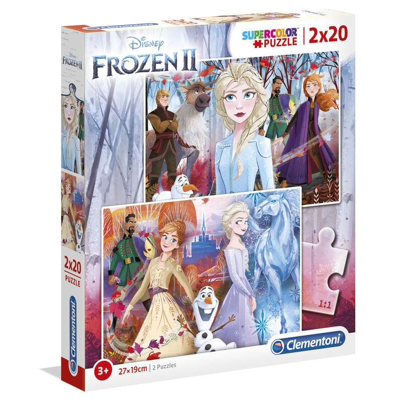 Disney Frozen 2 Maxi puzzle 2x20pzs