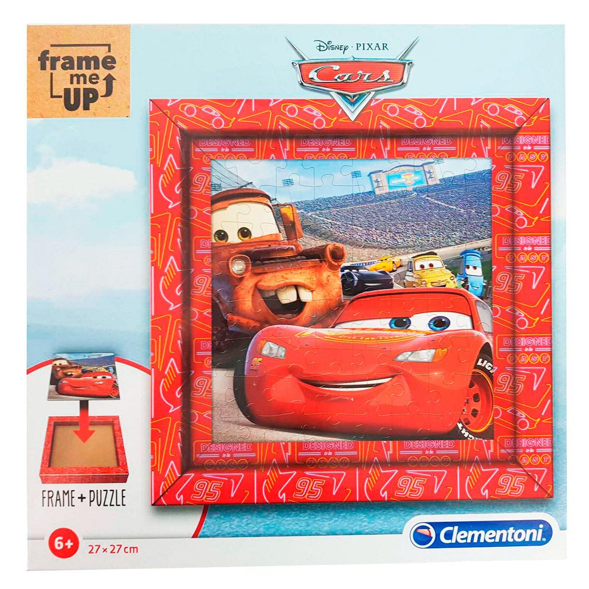 Disney Cars Frame Me Up puzzle 60pcs