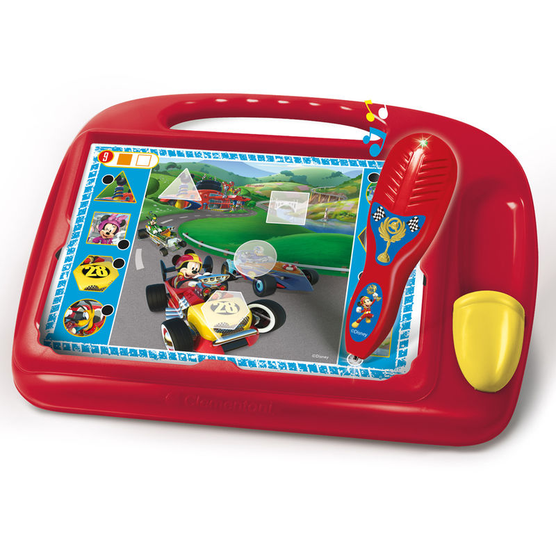 Disney Mickey Roadster Educational briefcase