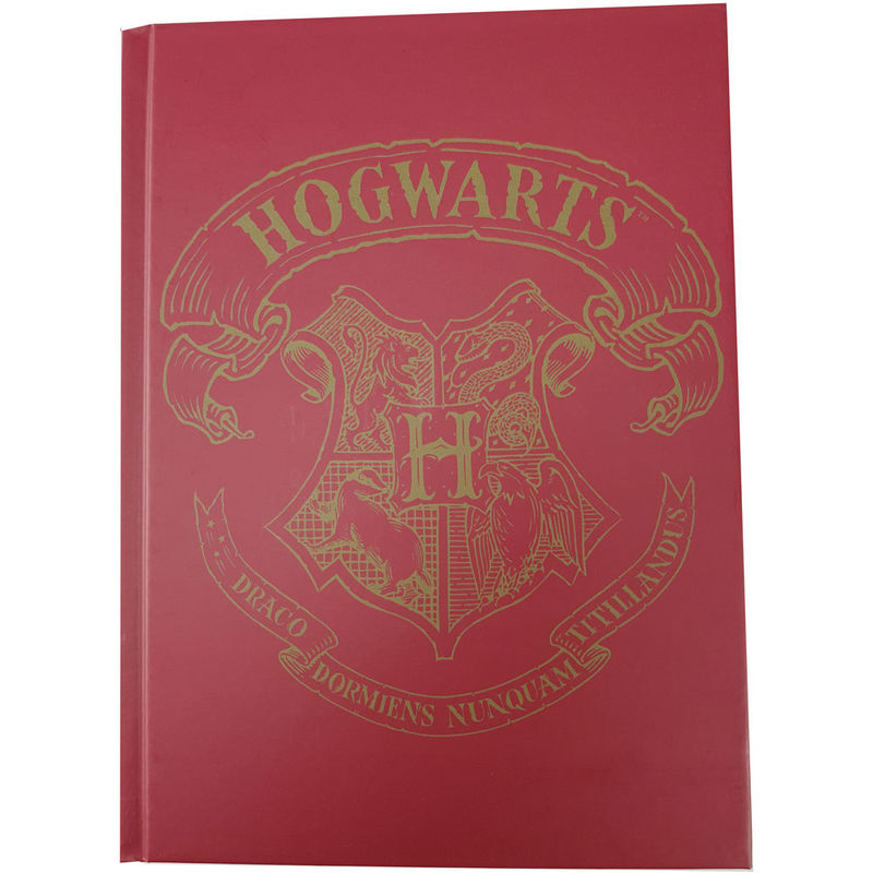 Harry Potter Gryffindor diary Italian / English
