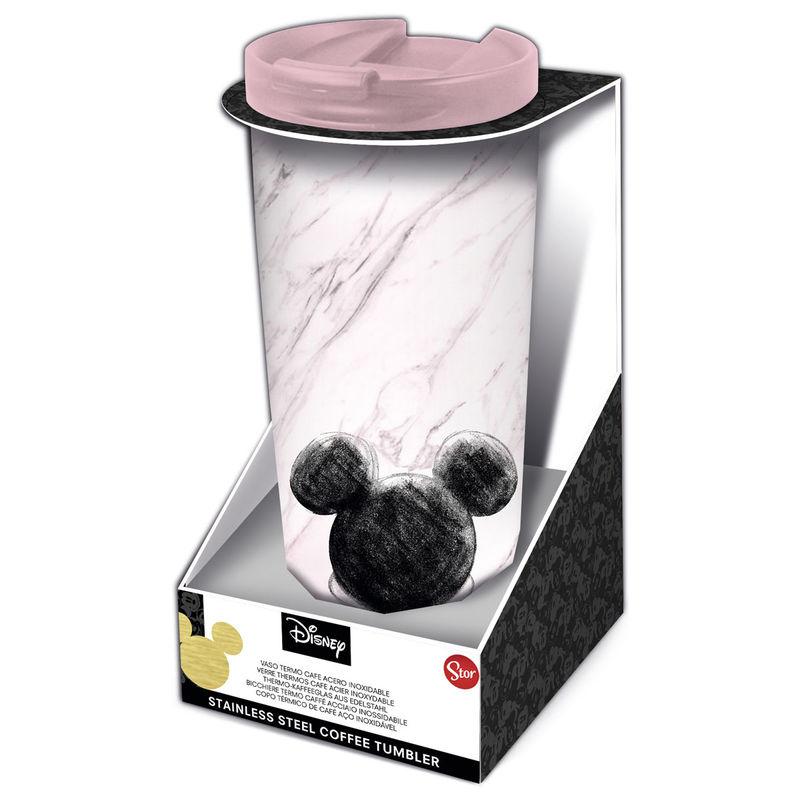 Disney Mickey stainless steel coffee tumbler 425ml