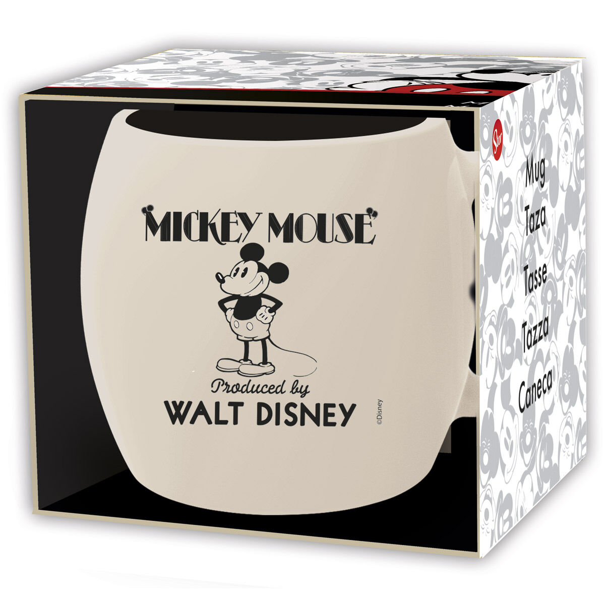 Disney Mickey 90 mug 385ml