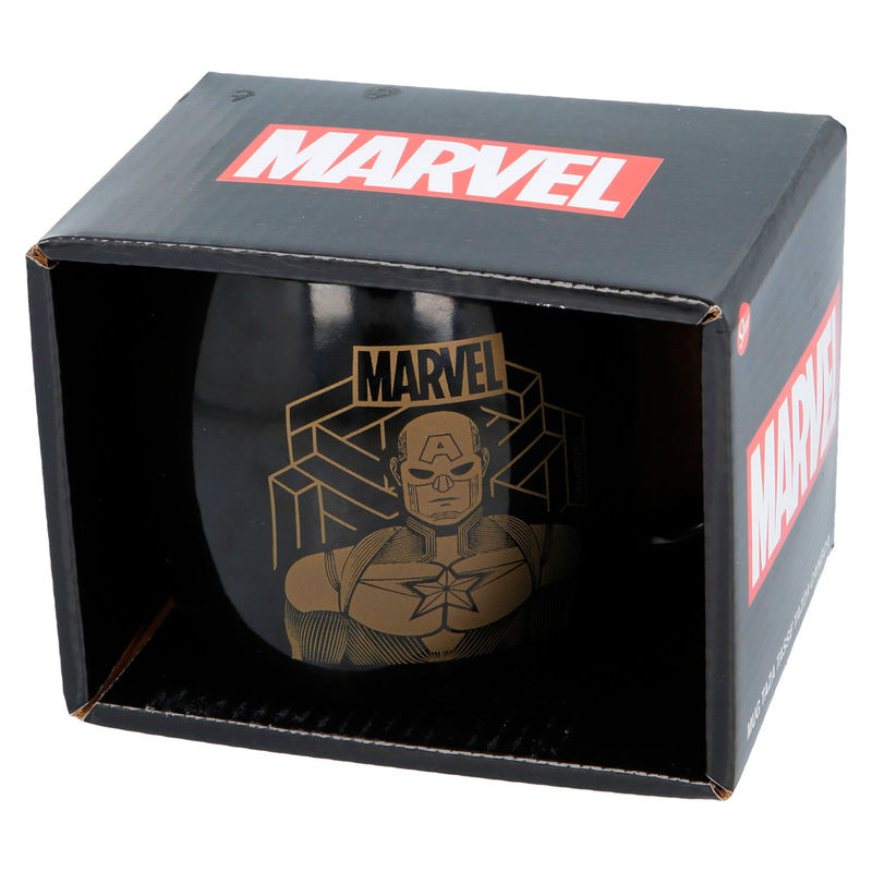 Marvel Captain America mug 385ml
