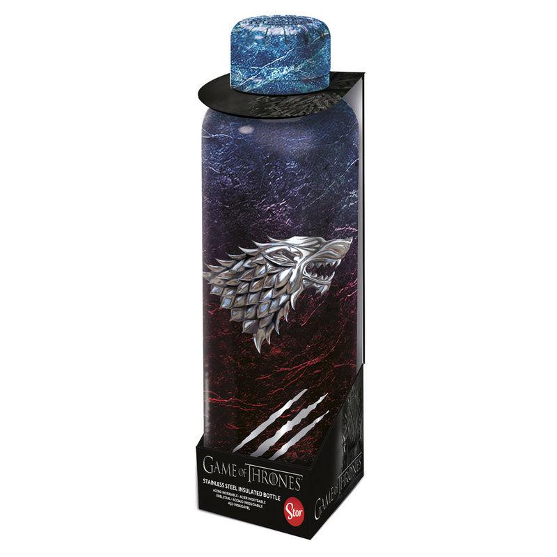 Game of Thrones stainless steel bottle 515ml