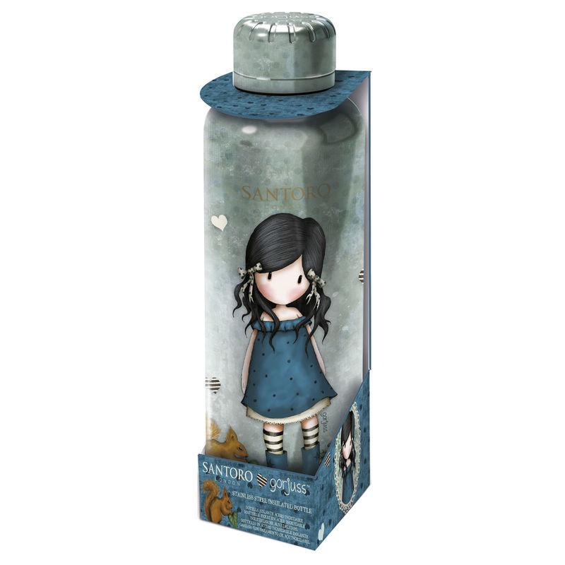 Gorjuss stainless steel bottle 515ml