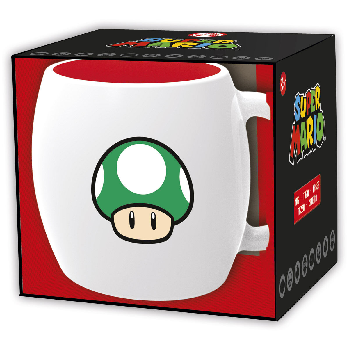 Nintendo Super Mario Bros mug 385ml