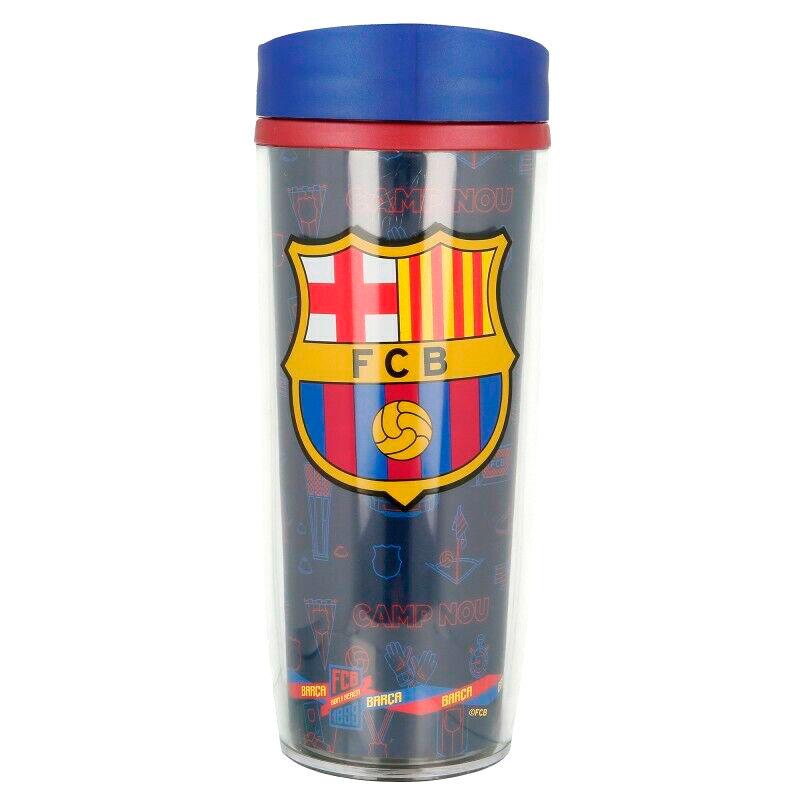 FC Barcelona coffee travel canteen