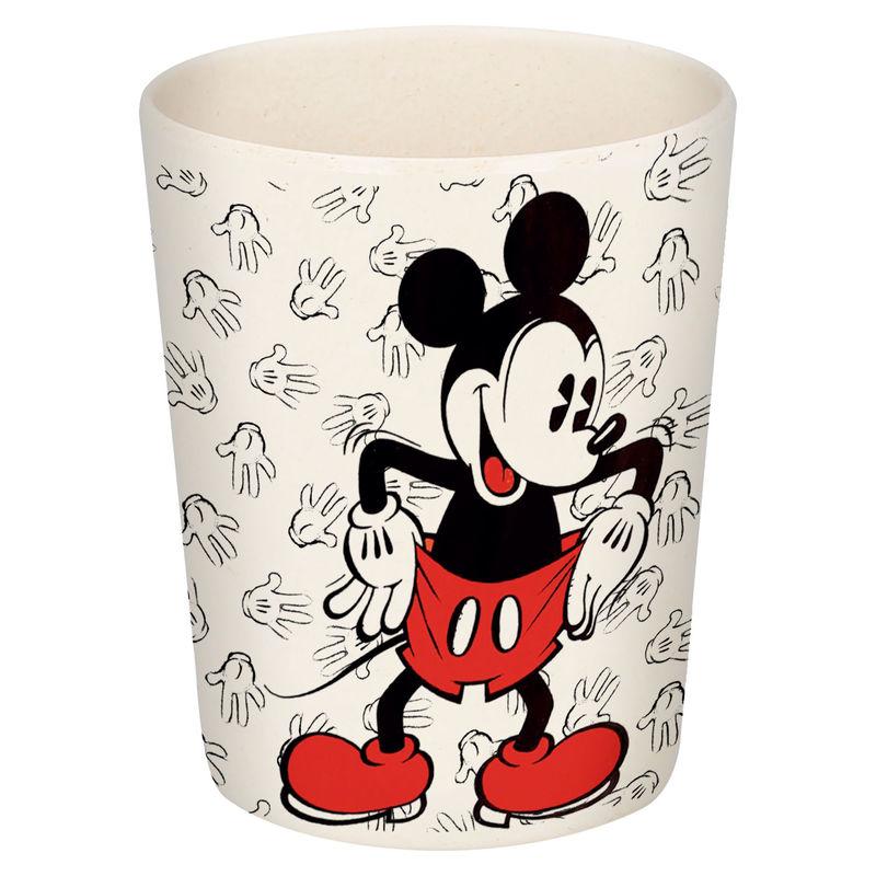 Disney Mickey 90 years bamboo tumbler