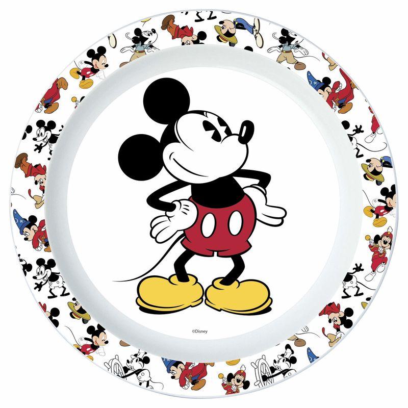 Disney Mickey 90 years micro plate