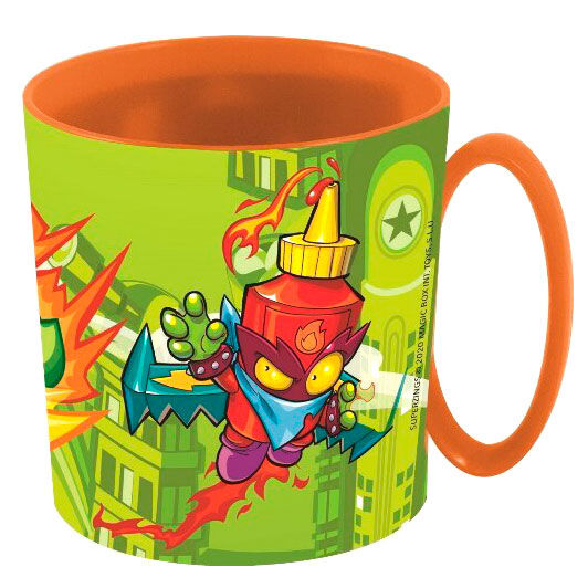 Super Zings micro mug