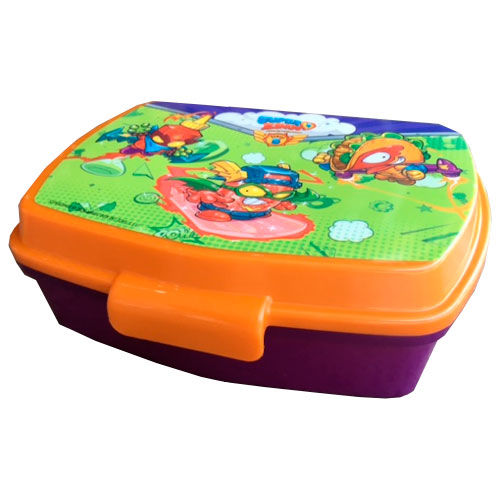 Super Zings lunch box