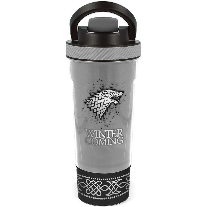 Game Of Thrones Stark shaker bottle 850l