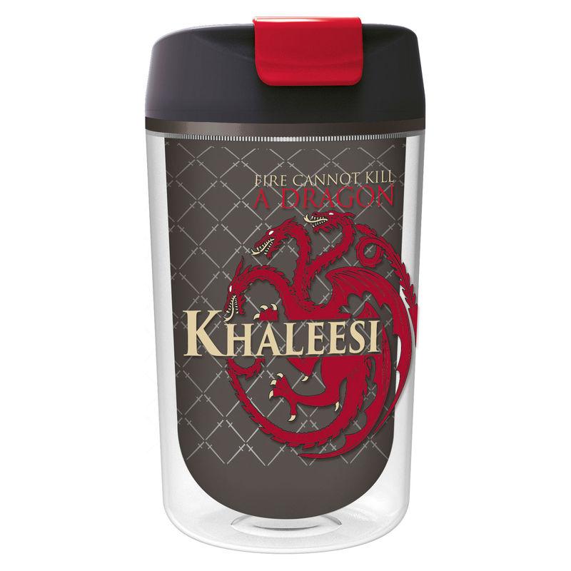 Game of Thrones Khaleesi coffee to go tumbler