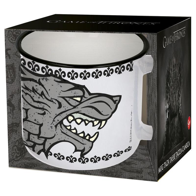 Game of Thrones Stark mug 415ml