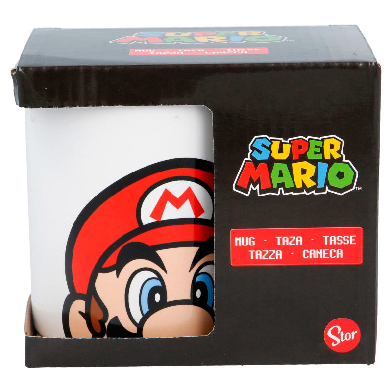 Nintendo Super Mario Bros mug 325ml