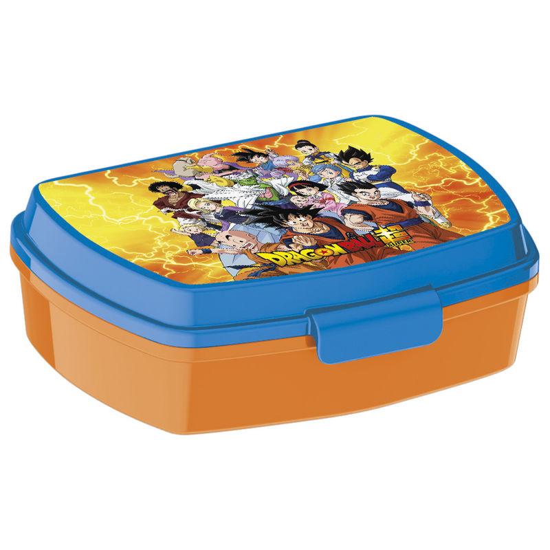 Dragon Ball lunch box