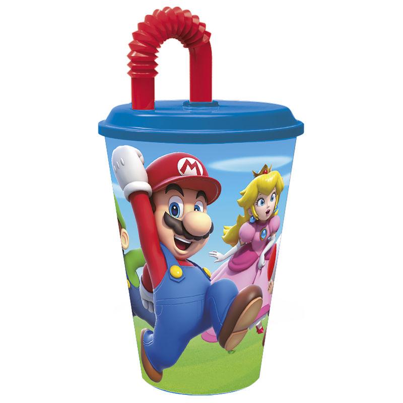 Nintendo Super Mario Bros sport tumbler