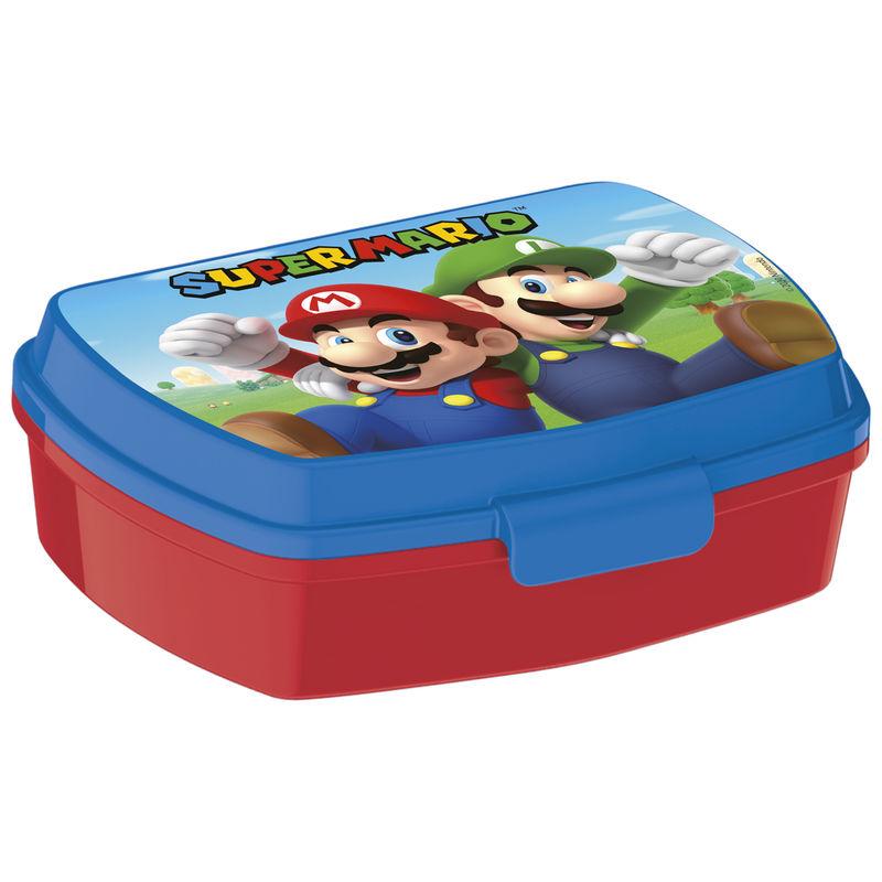 Nintendo Super Mario Bros lunch box