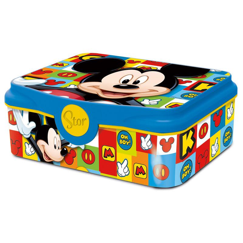 Disney Mickey deco lunch box