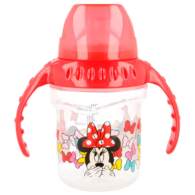 Disney Minnie baby toddler training mug