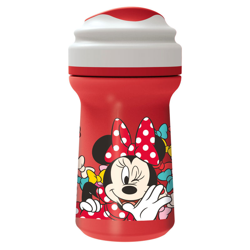 Disney Minnie baby toddler premium tumbler with lid