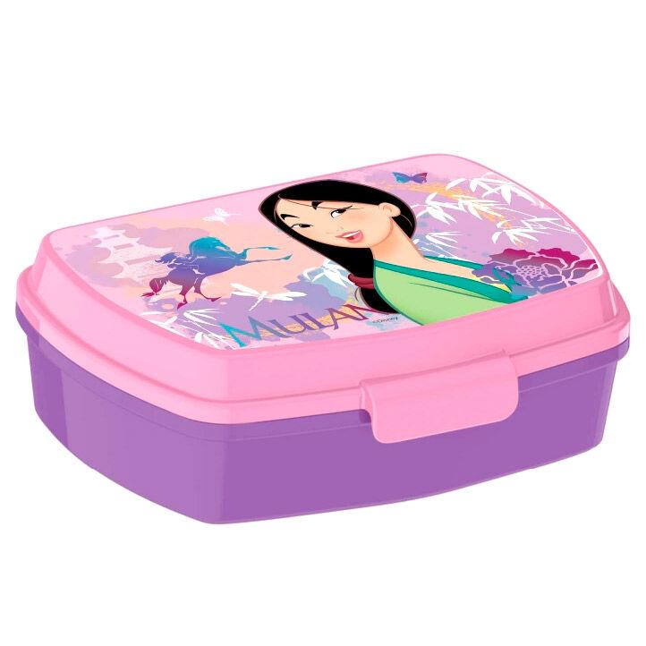 Disney Mulan lunch box