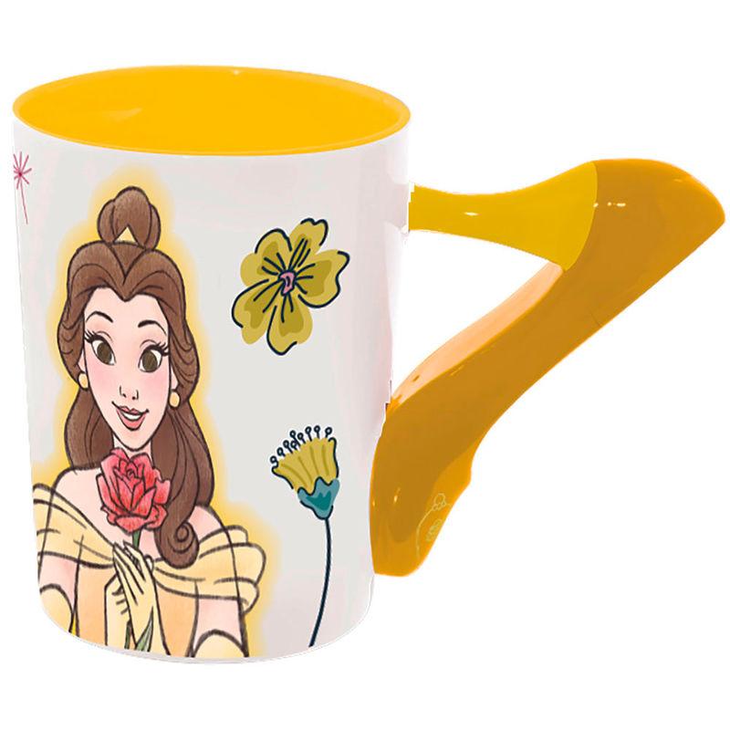Disney Beauty and Beast Belle Shoe 3D mug