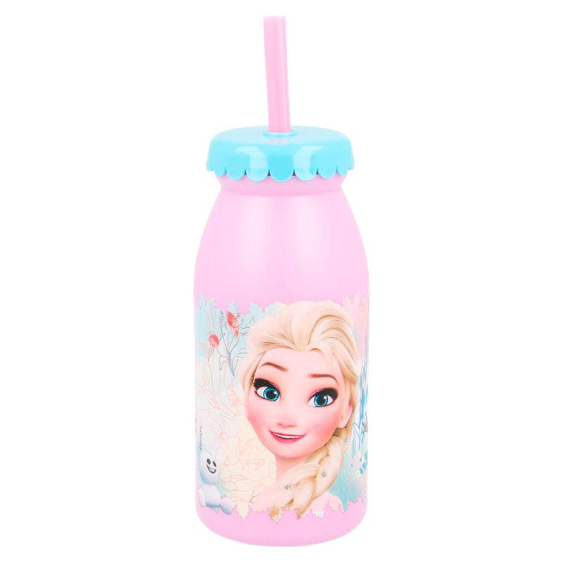 Disney Frozen milk bottle