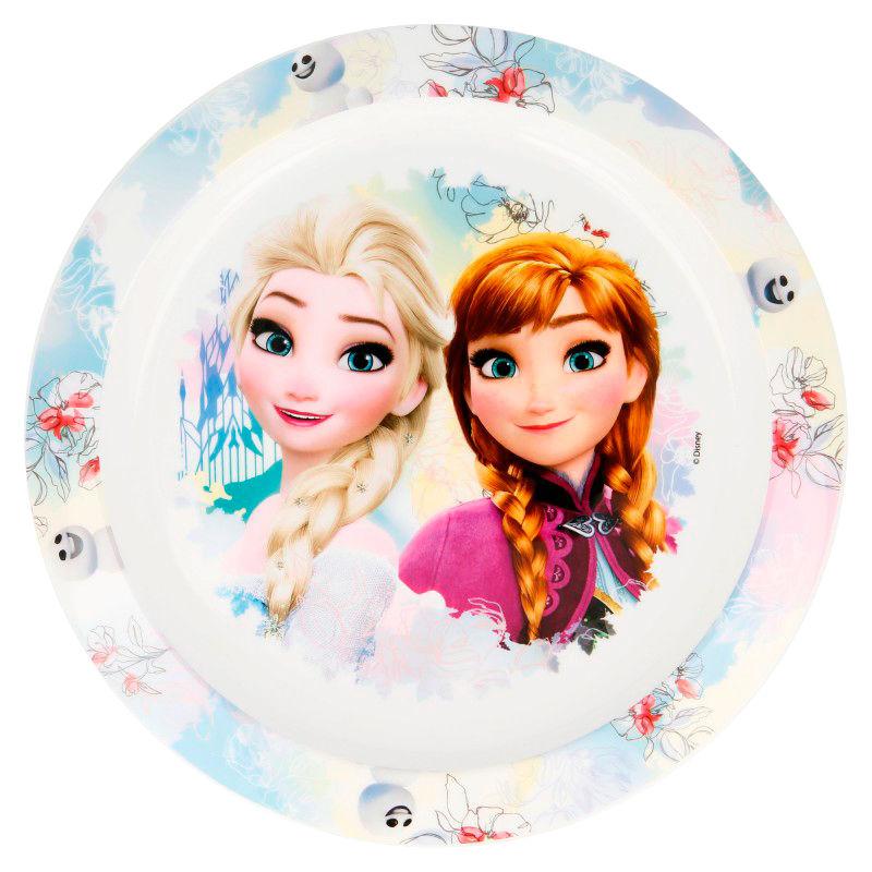 Disney Frozen micro plate