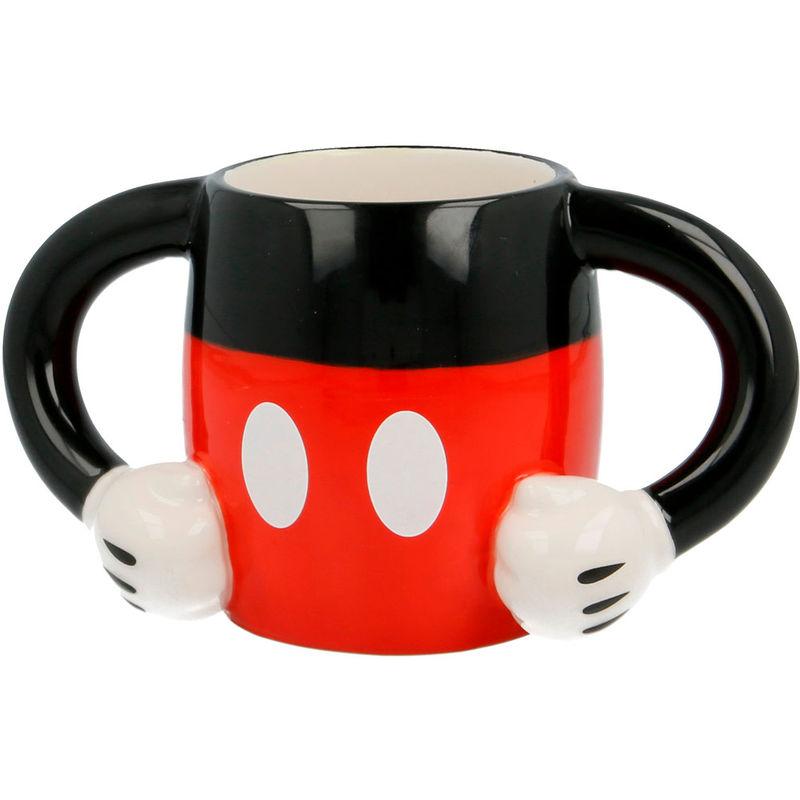 Disney Mickey Body 3D mug