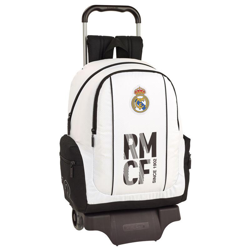 Real Madrid seljakott-käru 43cm seljakott-käru 905
