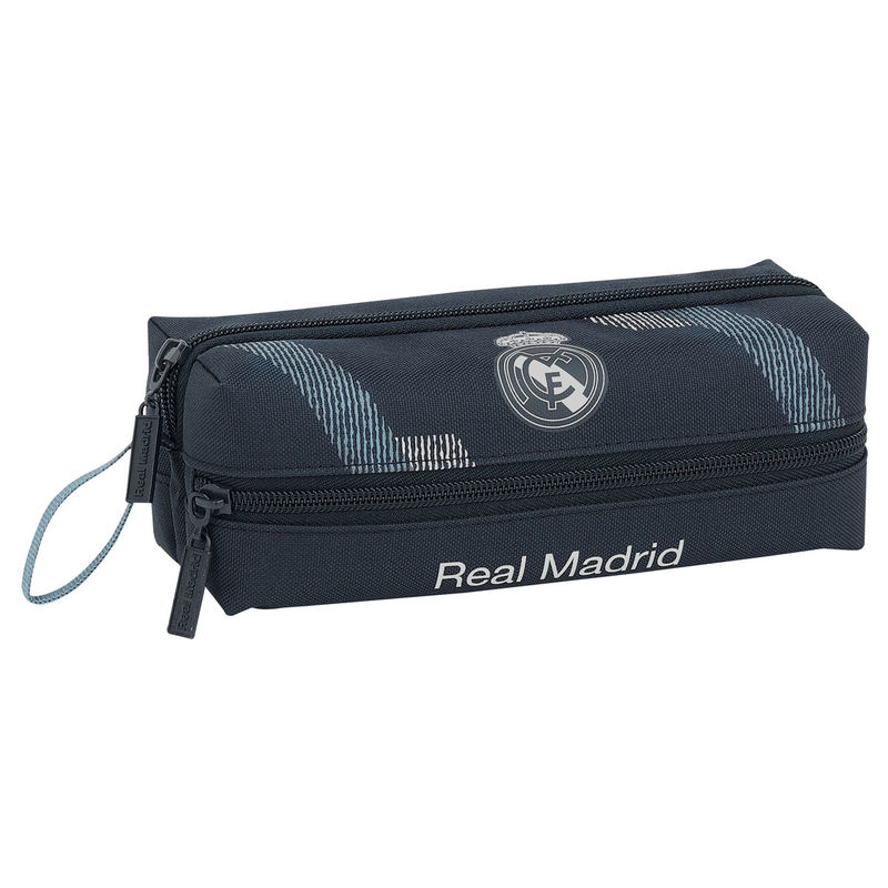 Real Madrid Second Kit triple pencil case