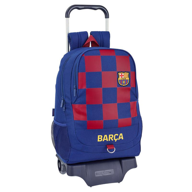 FC Barcelona seljakott-käru 44cm