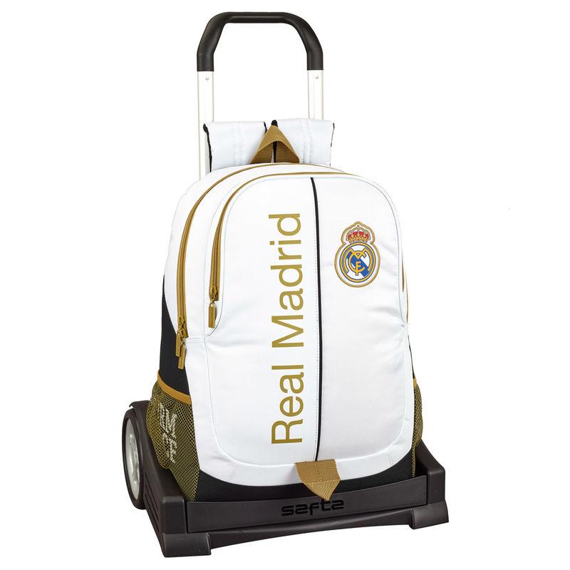 Real Madrid seljakott-käru 44cm