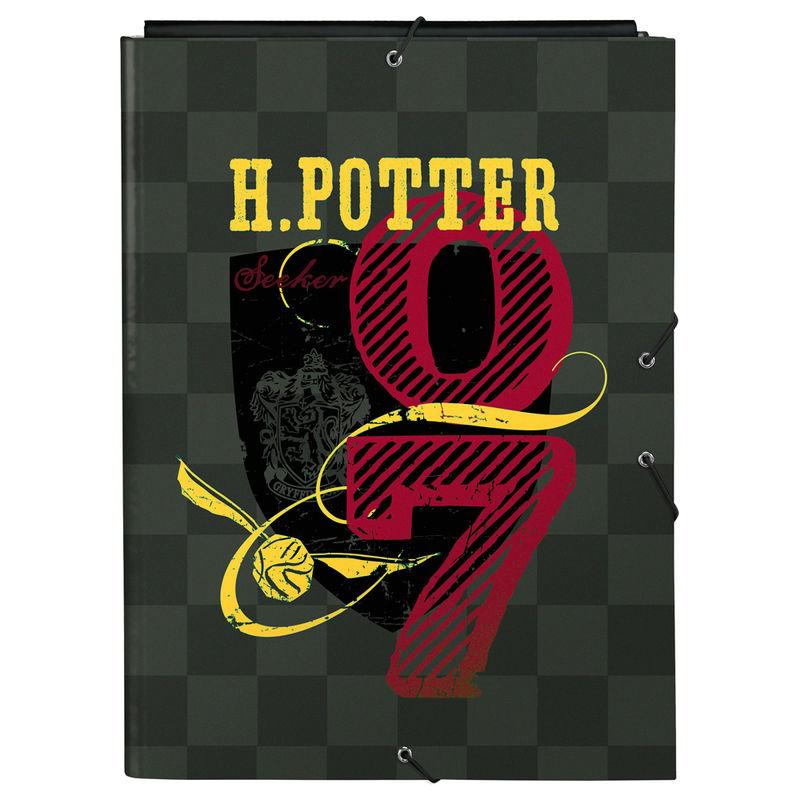 Harry Potter Gryffindor A4 folder with flaps